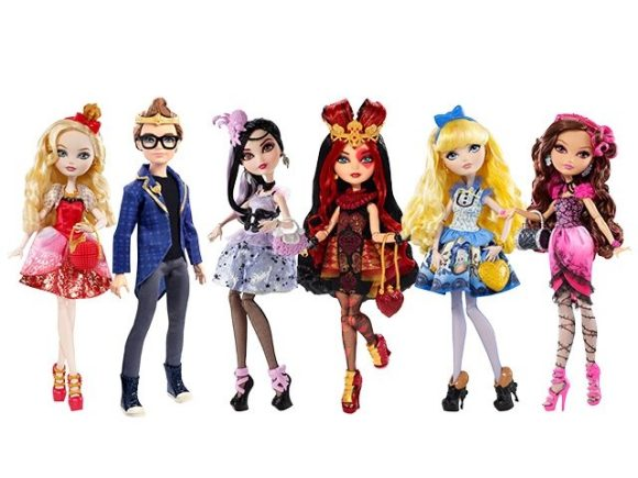 Кукла Ever After High Роял базовая