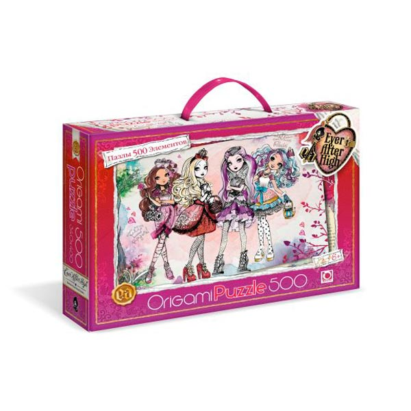 Пазлы 500 Ever After High 00675