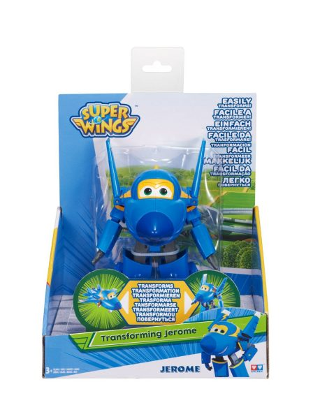 Super Wings Трансформер Джером YW710230