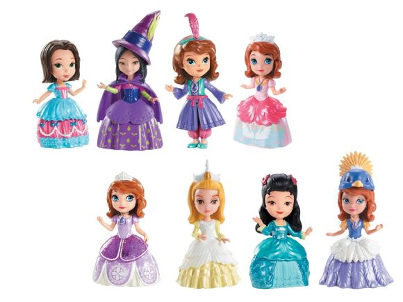 Кукла Sofia The First в асс-те