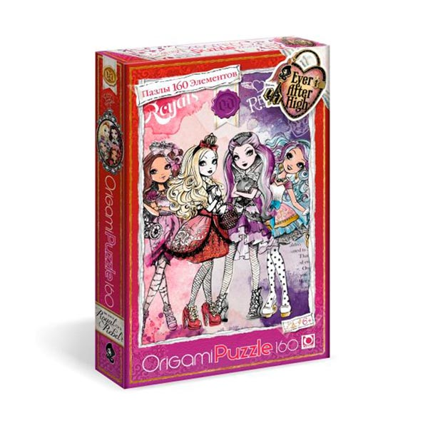 Пазлы 160 Ever After High 00664