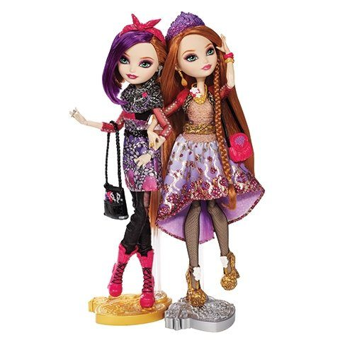Набор кукол Ever After High Холли Охара и Поппи Охара