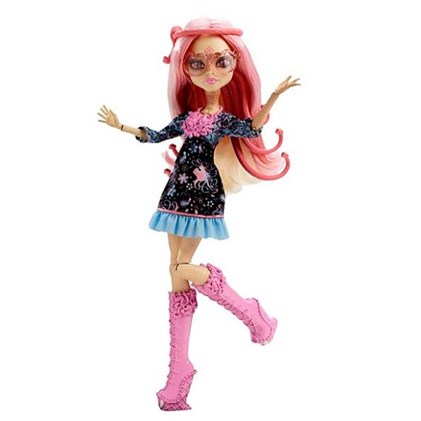 Кукла Monster High. Серия Кинозвёзда Вайперин Го