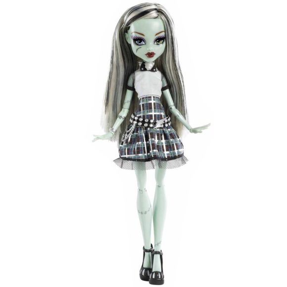 Кукла Monster High Ghouls Alive Frankie Stein Фрэнки Штейн Живая
