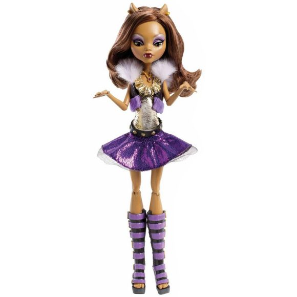 Кукла Monster High Ghouls Alive Clawdeen Wolf Клодин Вульф Живая